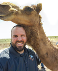 Ryan Fee the founder and CEO of Camel Culture.