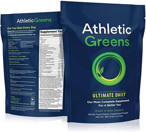 Athletic Greens Nutritional Supplement