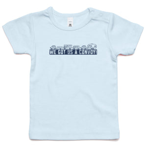 """Convoy"" - Infant Wee Tee"