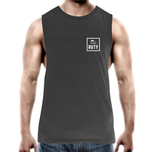 "Load image into Gallery viewer, ""RVTY"" Mens Singlet"