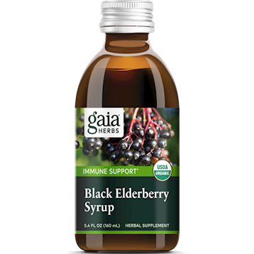 Black Elderberry Syrup 5.4 oz