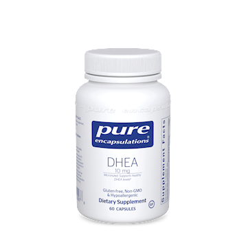 DHEA (micronized) 10 mg 60 vcaps