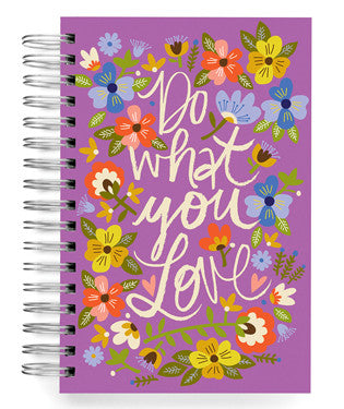 DO WHAT YOU LOVE - JUMBO JOURNAL
