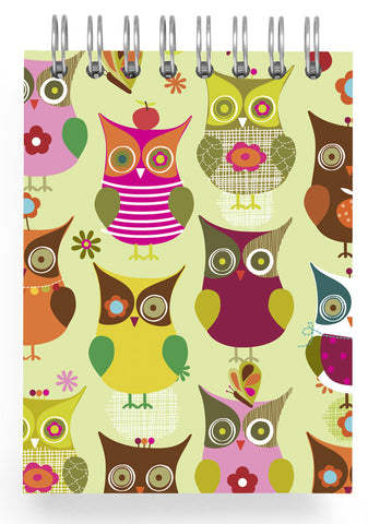 Owls Green mini