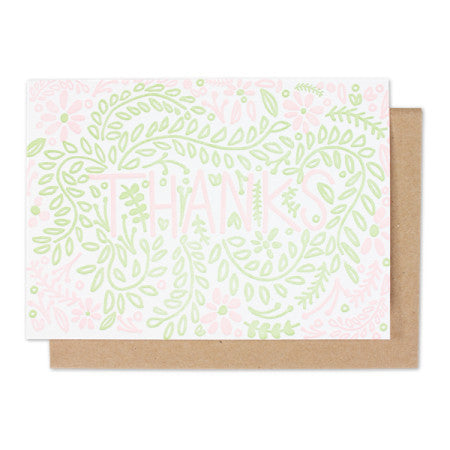 IVY THANK YOU CARD