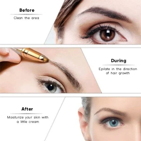 TrimaBrows Eyebrow Trimmer