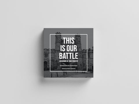 This is our Battle - the book (PRE ORDER)