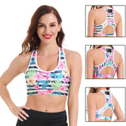 Sports Bra with Phone Pocket