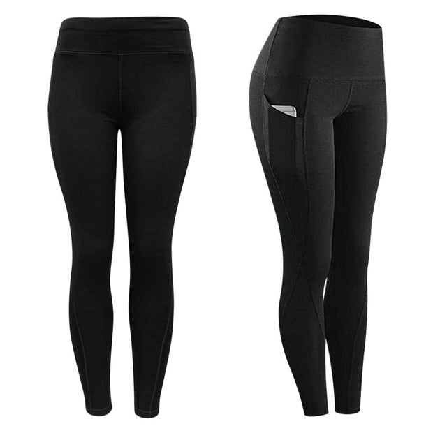 High Waist Fitness Sports Leggings