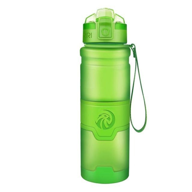 Portable Protein Shaker Water Bottle
