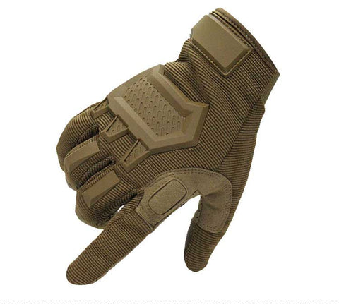Touch Screen Tactical Gloves Men - Motorcycle Bicycle Gym Gloves