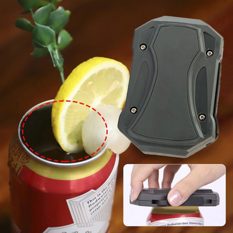 Universal Portable Beer Can Opener