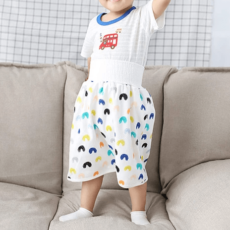 Anti-Bed Wetting Training Short - Potty Training Pants