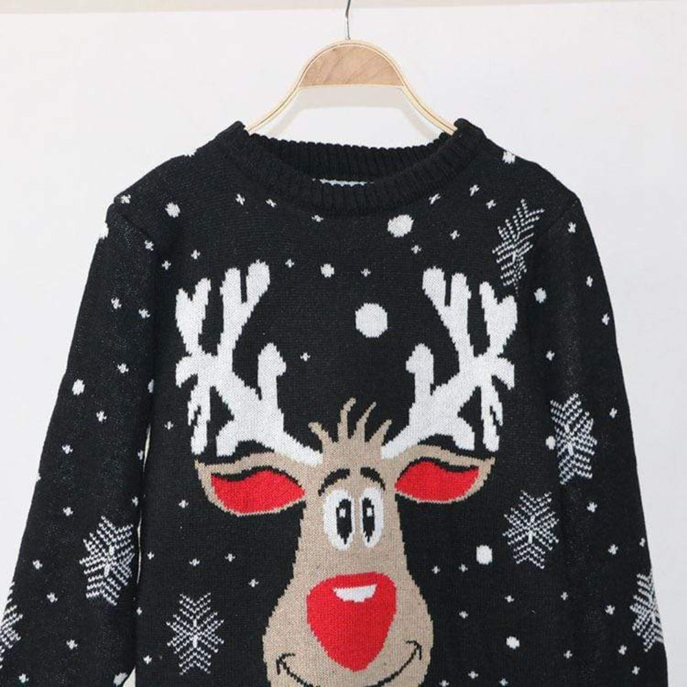 Xmas Patterned Ugly Christmas Sweaters Tops for men  Xmas Patterned Ugly Christmas Sweaters Tops  xmas gift  womens reindeer sweater  ugly sweater  ugly christmas sweater  reindeer sweaters  reindeer christmas sweather  long sleeved sweater 2020  long sleeved sweater  Jumper reindeer Sweaters  jacquard sweater  good christmas gifts for girlfriend  gift ideas for her  fawn jacquard sweater  cute reindeer sweater  clothing and accessories  christmas sweater womens 2020  christmas sweater womens