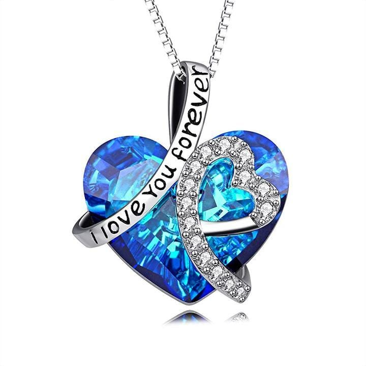 I Love You  Forever Necklace