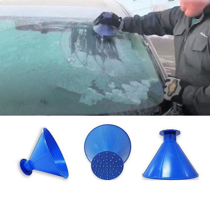 Easy Ice Scraper - Easy to Hold