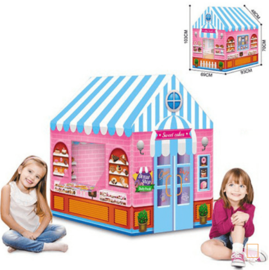 Playhouse - Kids Playhouse Tent