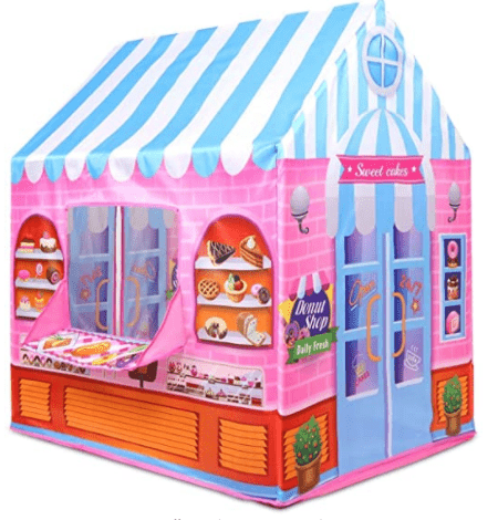 Playhouse, Kids Playhouse Tent