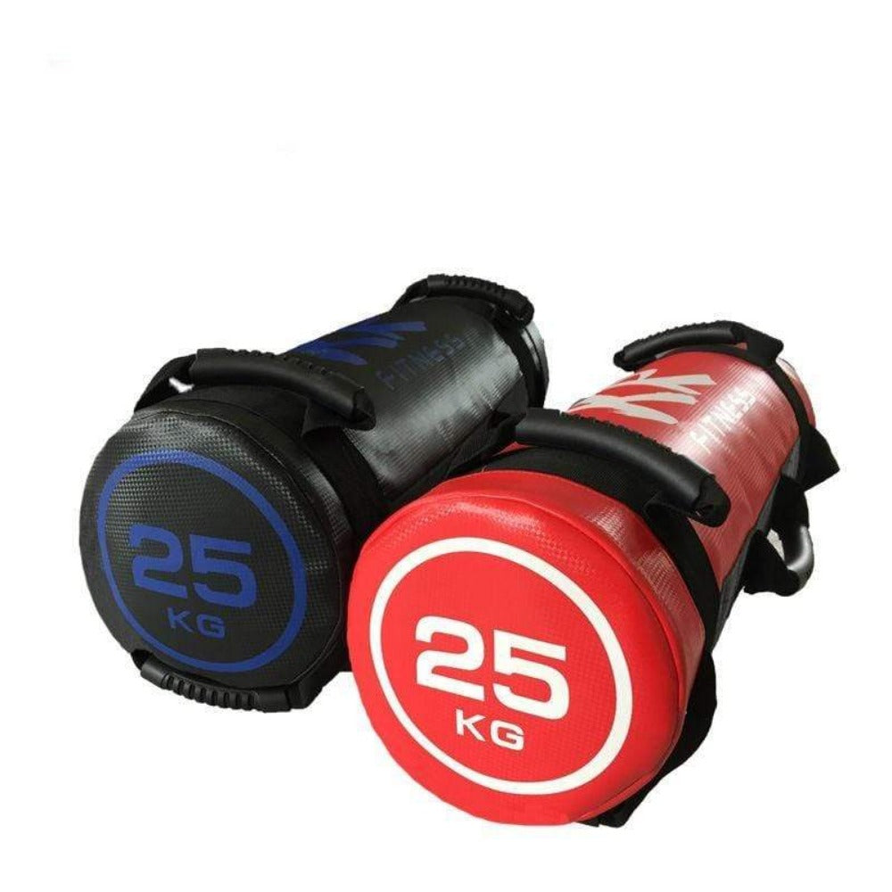 Weight Bag - Muscle Training Power Bag - Unfilled Sand Bag. Bolsa pesada para ejercicios, entrenamiento para musculos, workout sandbag, weight training