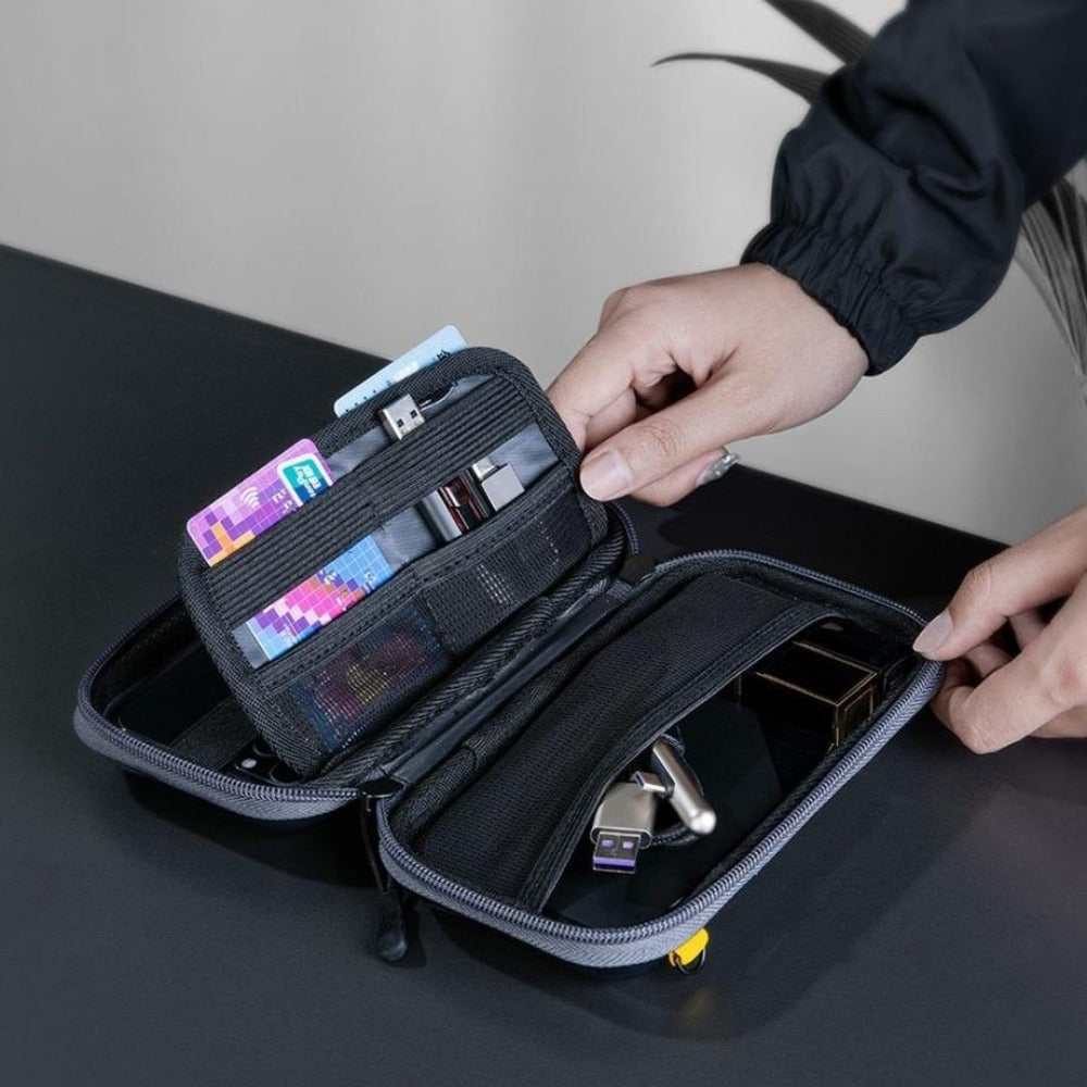 Waterproof Digital Bag  USB Cable bag  universal portable bag  tools  tool  storage travel bag  storage bag  small phone accessories bag  small gadget bag  small bag for small thngs  small accessories bag  shock-proof bag  SD Card bag  portable travel make up bag  portable gadget bag  portable bag  Phone holder  phone accessory storage bag  phone accessories bag  outdoor  organizing phone accessories