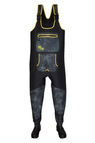 Waders - Mens Yellow Waders