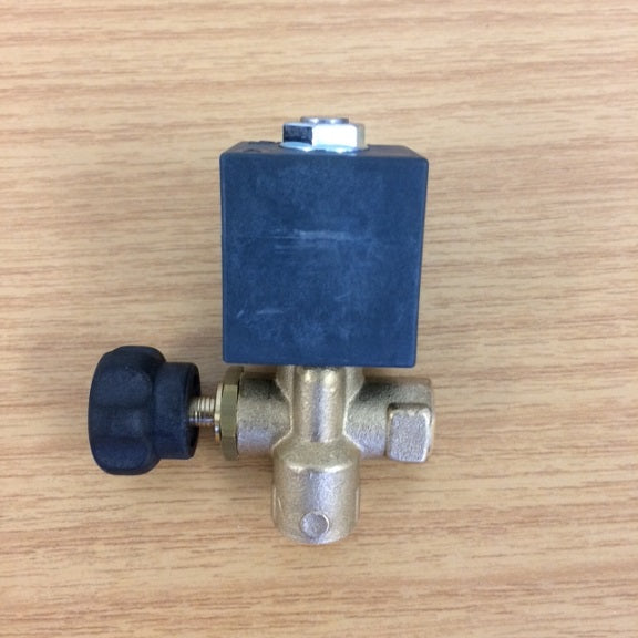 Comel A0395 steam valve and solenoid