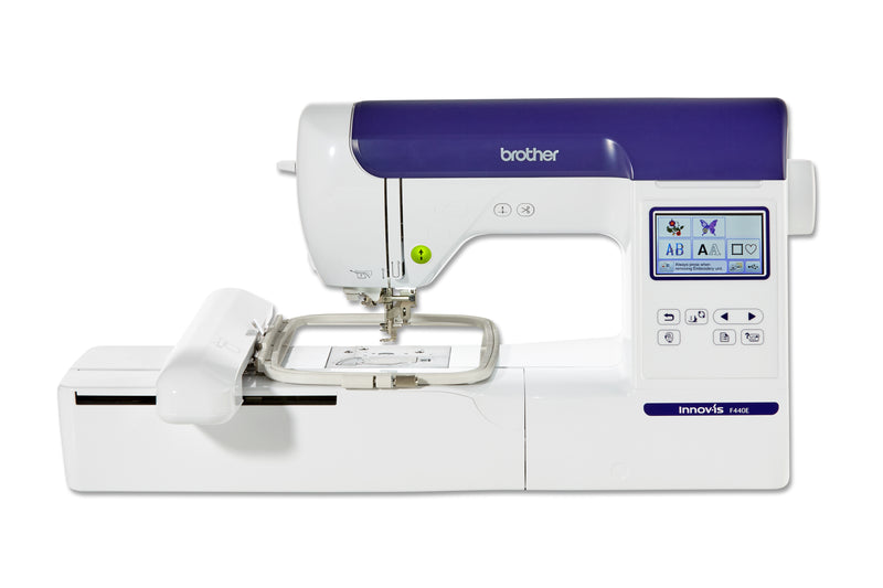 Brother Innov-is F440e Embroidery Machine 0% Finance Available