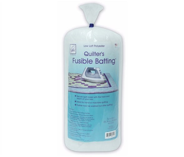 "June Tailor Polyester Fusible Batting Craft Size 36""x45"""