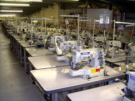 Industrial sewing machines for HIRE