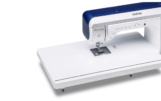 Brother Luminaire XP1 Wide Table WT16