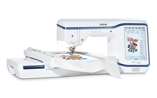 Brother Stellaire Innov-is XE1 Embroidery Machine 0% Finance Available Ask for details