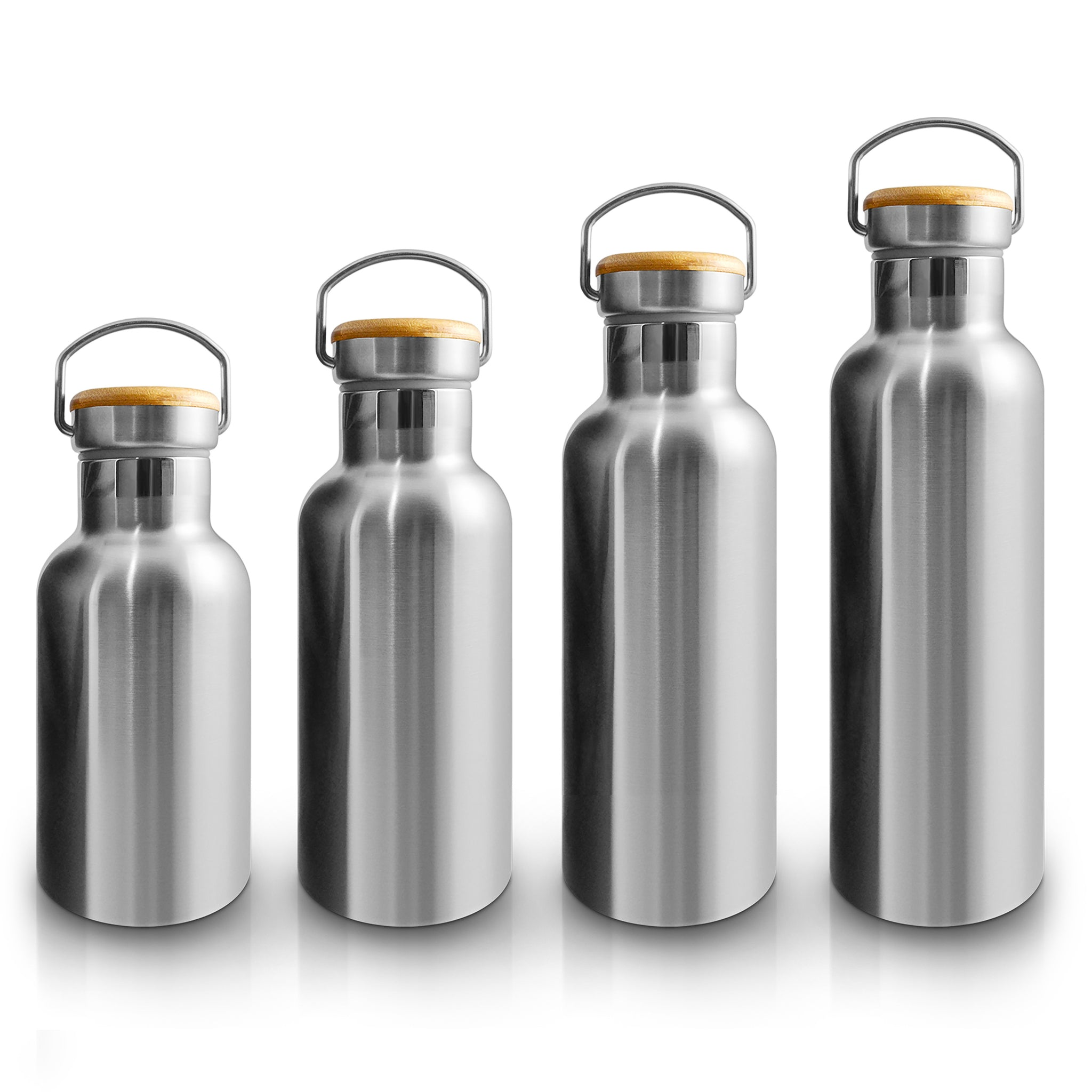 Bambaw Insulated 750ml Steel Bottle
