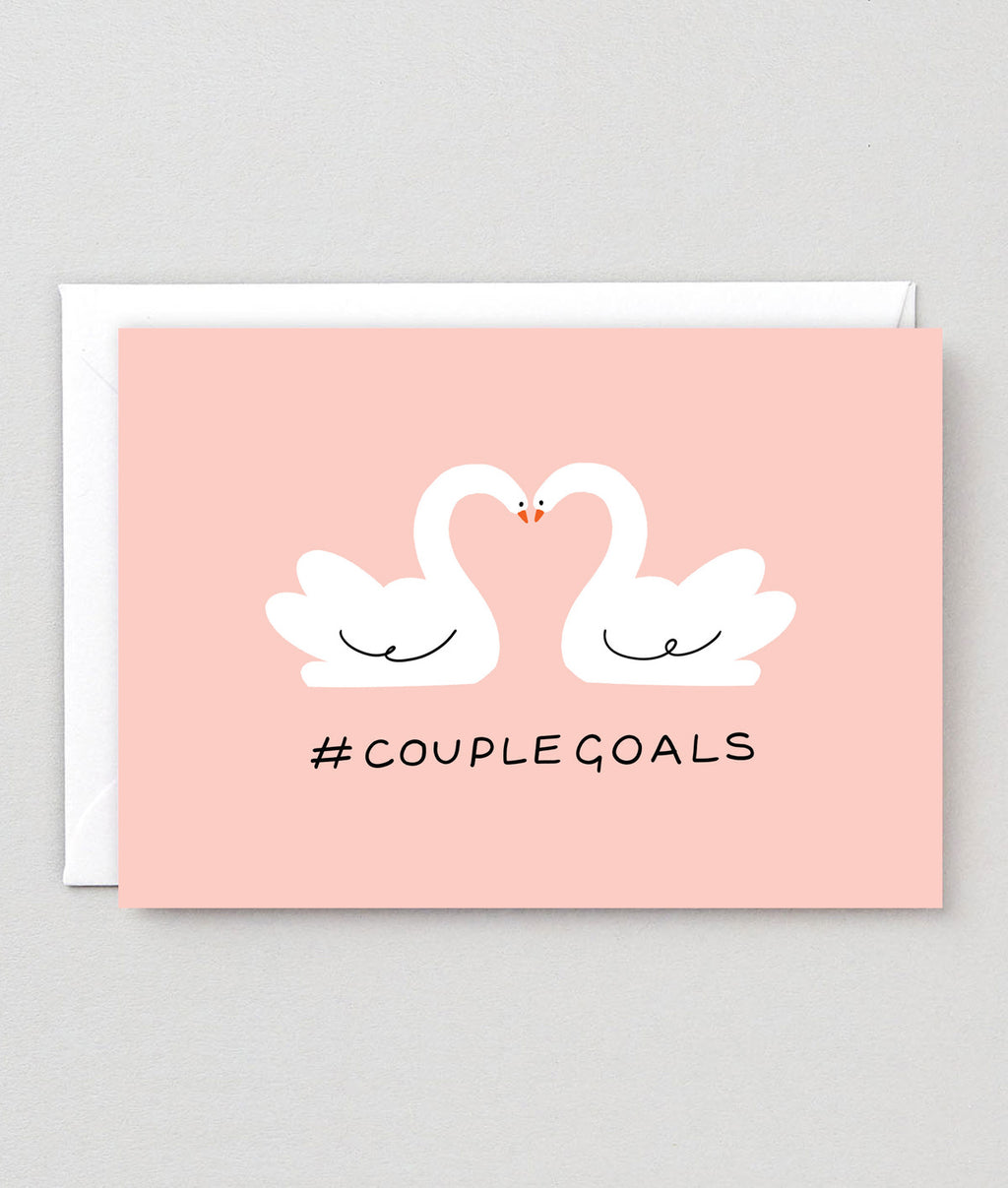 Wrap Couple Goals Card