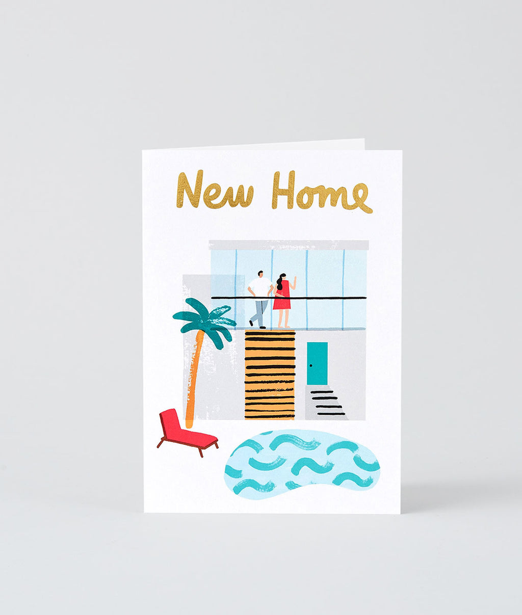 Wrap New Home Card