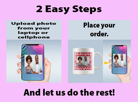 Two Easy Steps