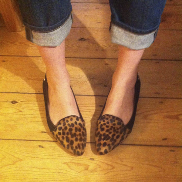 Edie Leopard Print Pumps - SOLD OUT