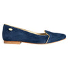 Edie Ink Blue Pumps - SOLD OUT