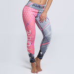 Multicolor Workout Pants