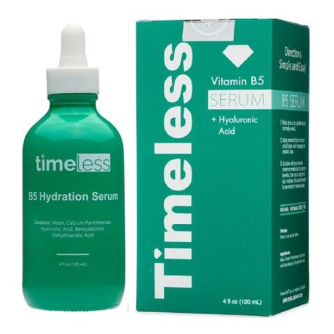 Timeless Skin Care - Vitamin B5 serum REFILL- 4 fl. oz. / 120ml