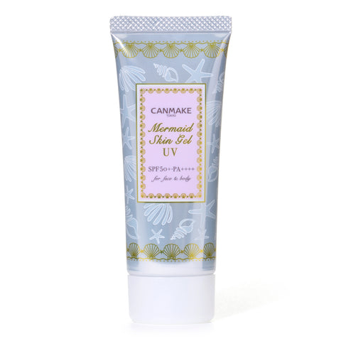 < New arrival > Canmake - Mermaid Skin Gel UV SPF 50+ PA++++ - 01 Clear - 40g