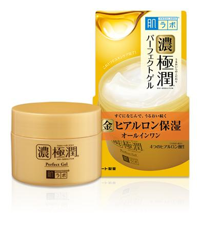Hada Labo Koi Goku-Jyun Perfect Gel is now available at Timeless UK. Visit us at www.timeless-uk.com for product information and our latest offers!