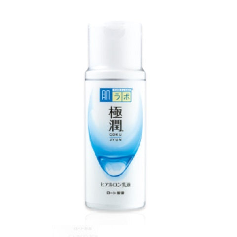 < New Arrival> HADA LABO Goku-Jyun Super Hyaluronic Acid Hydrating Milky Emulsion (Renew 2020 version) – 140ml
