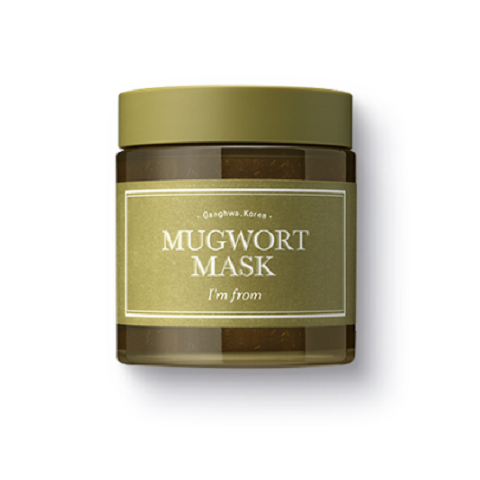 I'M FROM Mugwort Mask now available at Timeless UK. Visit us at www.timeless-uk.com for product details and our latest offers!