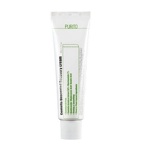 PURITO Centella Green Level Recovery Cream is available at www.Barefection.com. Visit us for product details and our latest offers!