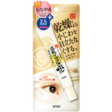 SANA NAMERAKAHONPO WRINKLE Eye Cream N now available at www.barefection.com. Visit us for product details and our latest offers!
