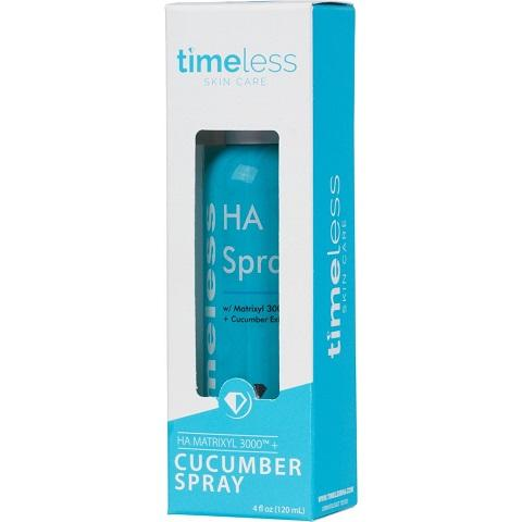 Timeless Skin Care HA MATRIXYL 3000™ w/ Cucumber Spray is available at Timeless UK. Visit us at www.timeless-uk.com for product details and our latest offers!