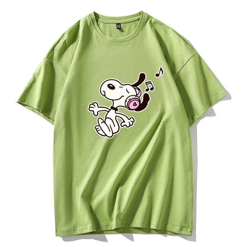 Snoopy Dancing t-shirt | Cotton