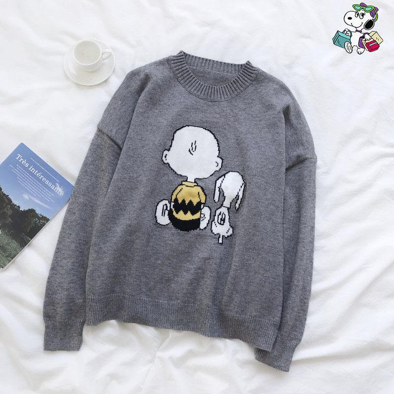 ESNOOPY™ Sweater - Long sleeve pullover - Esnoopy
