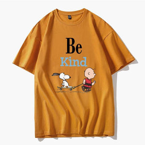 Be Kind T-shirt | Cotton