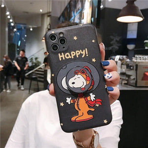 ESNOOPY™ CASE - iPhone Cover Esnoopy iphone11 Snoopy